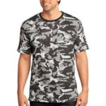 ™ Mens Perfect Weight ® Camo Crew Tee Thumbnail