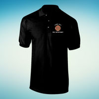 Your City Fire Department Polo Shirt - Custom Embroidery Thumbnail